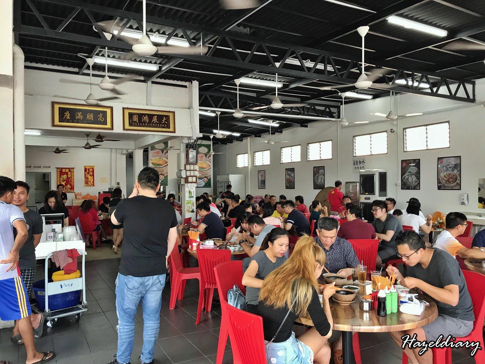 Restoran Kota Zheng Zhong-Bak Kut Teh-Hazeldiary-2