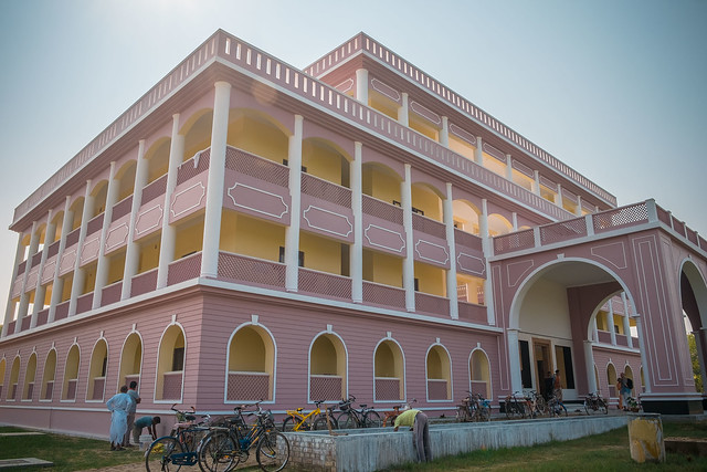 Accomodation at Mayapur Institute Campus