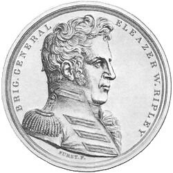 Ripley Congressional Gold medal obverse design