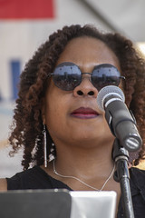 2018 Silver Spring Blues Festival  (701) Deletta G and The Blues Experience