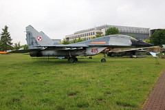 Mikoyan-Gurevich MiG-29GT(UB) 4115