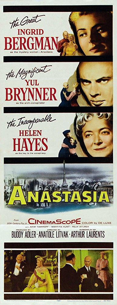 Anastasia - 1956 - Poster 4