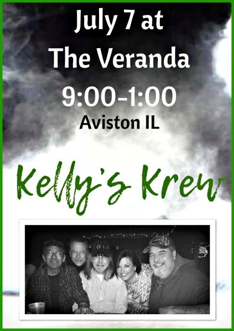 Kelly's Krew 7-7-18