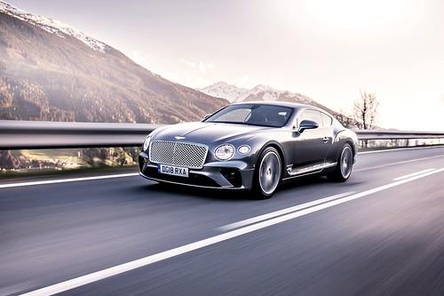 Bentley Continental GT (圖1)
