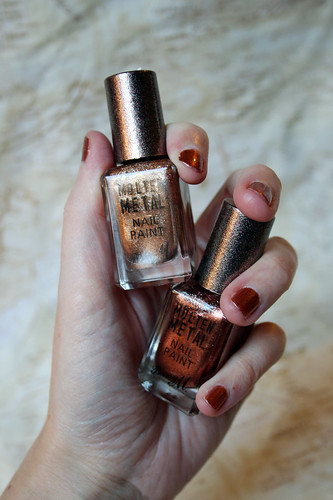 Barry M - Molten Metals