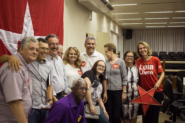 Plenária Regional do PT em Governador Valadares