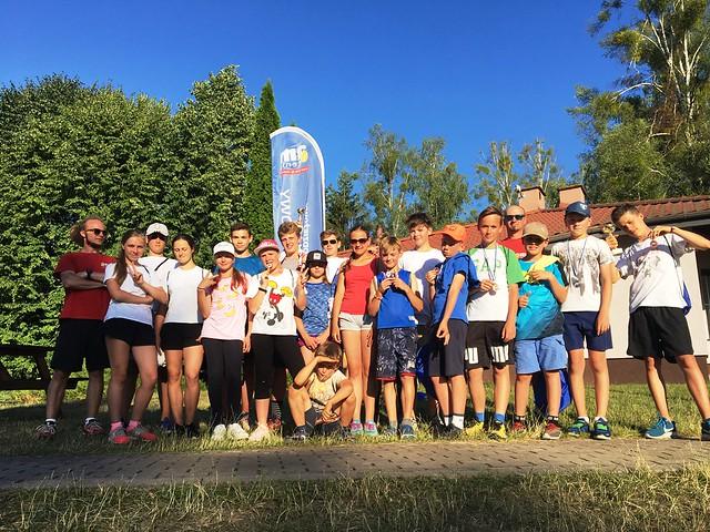 Młodzieżowy obóz tenisowy 2018