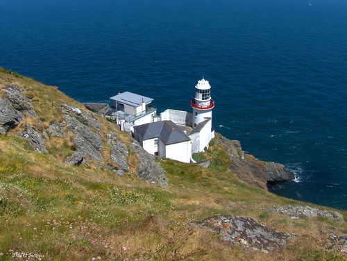 """ Wicklow Head Lighthouse """