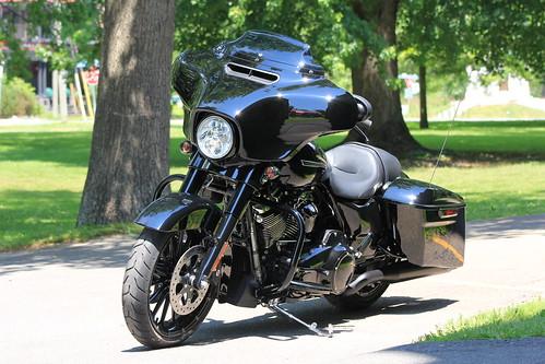 2018 Harley Davidson Street Glide Special