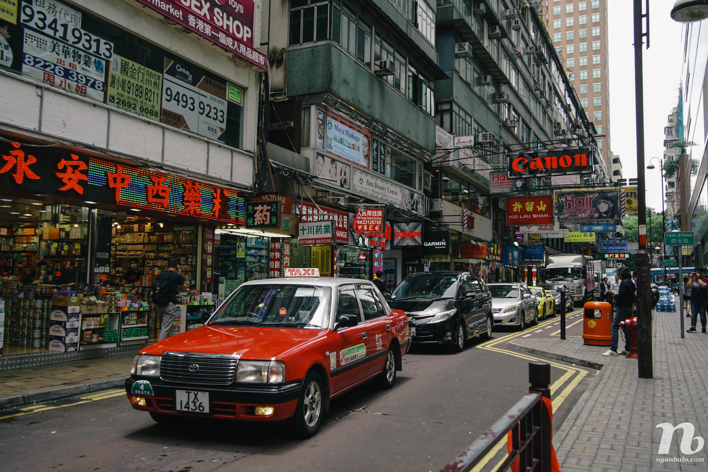 4 ngày du lịch Hong Kong - (1) Nửa ngày khám phá Tsim Sha Tsui