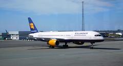 FI 757-223 TF-ISZ Eiríksjökull