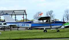 G-ARYK - SURE USED TO THE PLEASURE FLIGHTS AT NEWCASTLE YEARS AGO