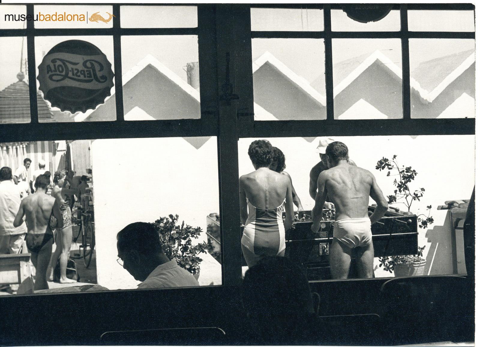 L'establiment de bany La Donzella de la Costa