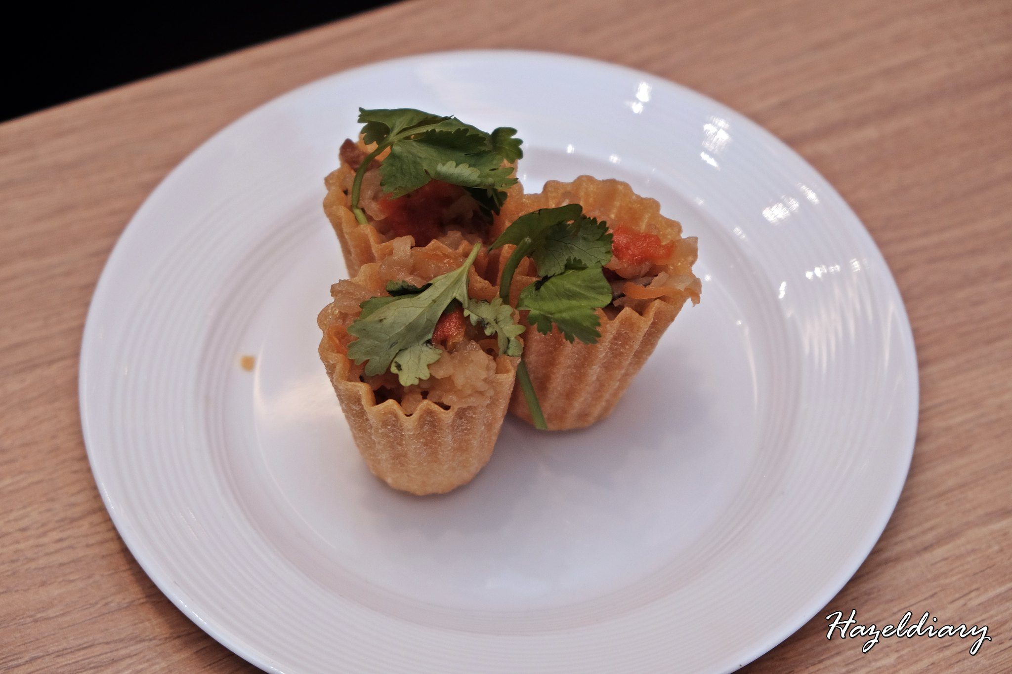 Penang Food Fare Buffet-Sky22 Courtyard Marriott-Kueh Pie Tee