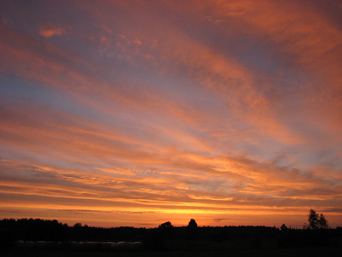 latvia latvija smarde smārde sunset canon june 2018 латвия смарде закат июнь