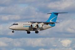 VH-NJU Cobham Aviation Avro 146 RJ85