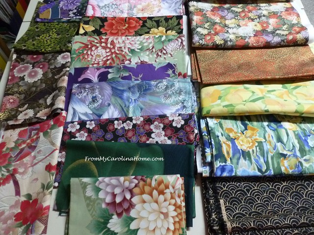 Oriental Fabric Haul at From My Carolina Home
