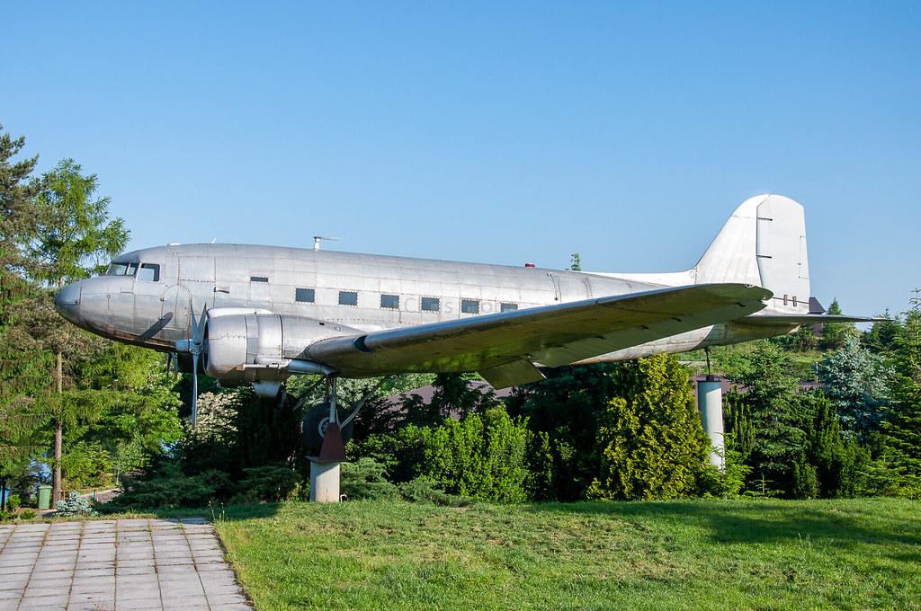 N513GL | Douglas C-47B