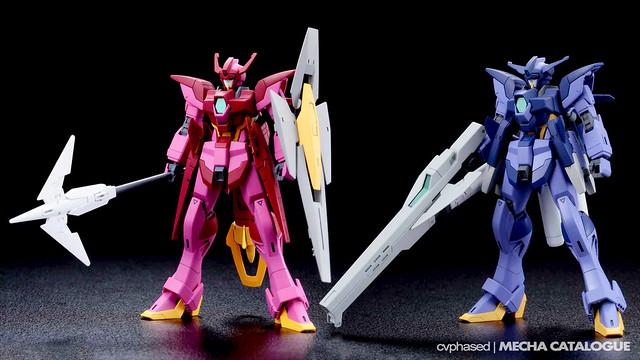 HGBD Impulse Gundam Lancier/Arc