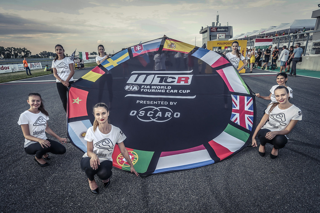 AMBIANCE during the 2018 FIA WTCR World Touring Car cup race of Slovakia at Slovakia Ring, from july 13 to 15 - Photo Jean Michel Le Meur / DPPI