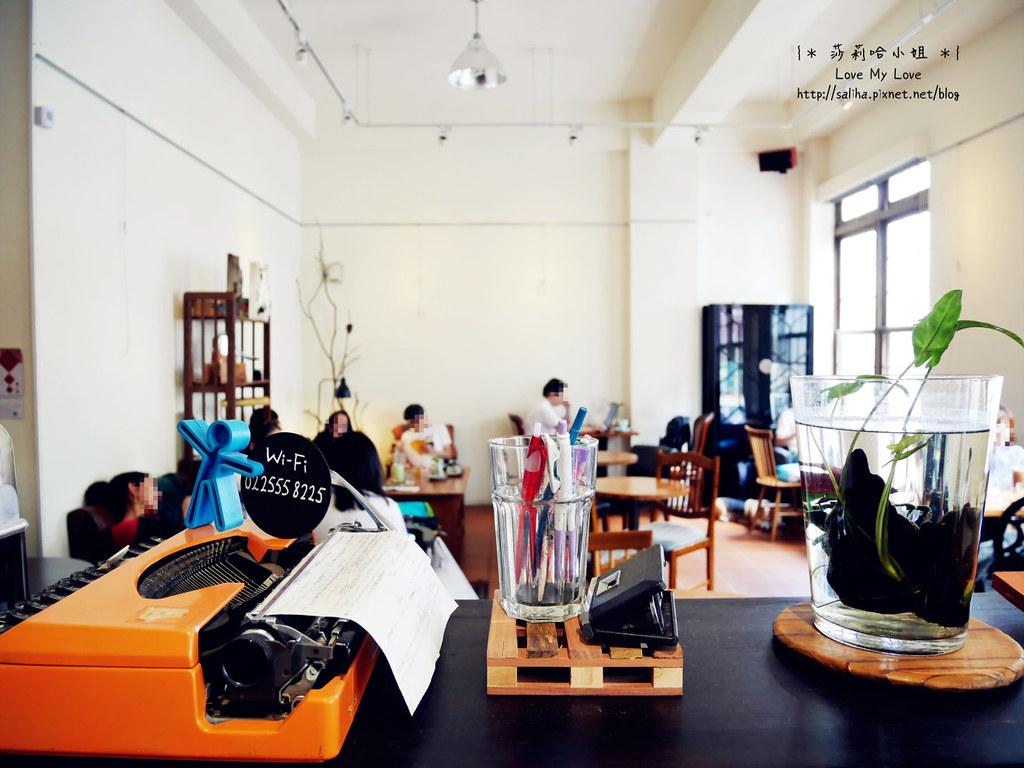 台北迪化街老屋爐鍋咖啡 Luguo Cafe小藝埕artyard (8)
