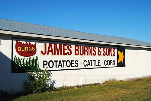 James Burns & Sons - Almond, Wisconsin