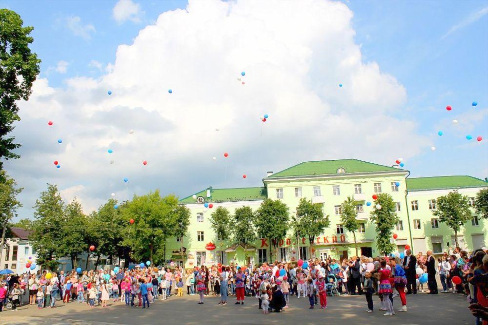 День России в Ярцеве