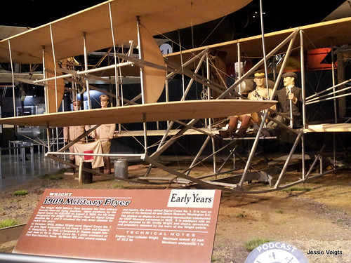 Pioneering aircraft. From A July 4 Salute to the U.S. Air Force