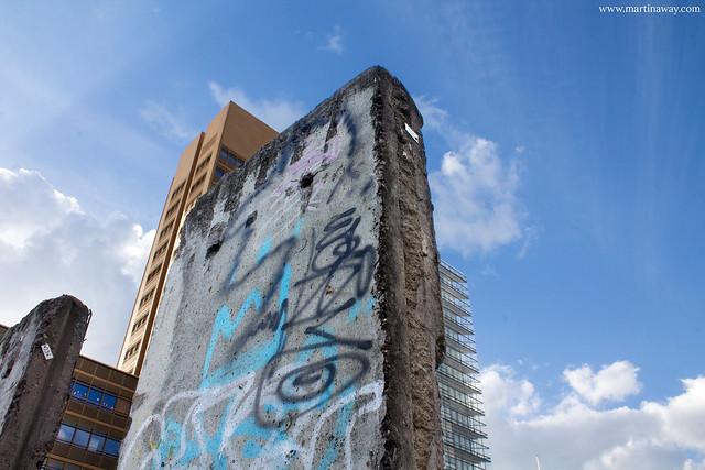 Muro a Potsdamer Platz