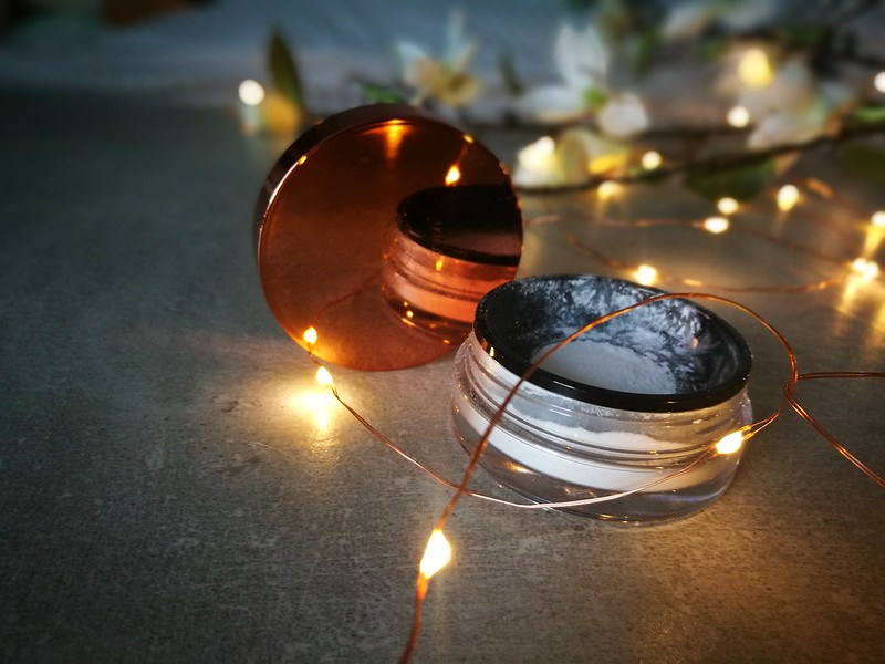 Rosie for Autograph Translucent Finishing Powder Review