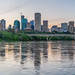 Edmonton from the RiverBoat