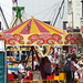 Summer in Southside - Inge Street by the Birmingham Hippodrome - carousel