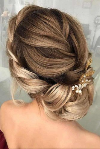 TRENDY WEDDING UPDOS For Super Bride -Long Hairstyles 6