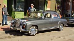 1959 Mercedes Benz 220 S