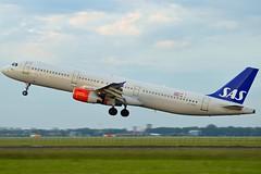Gunnbjørn Viking SAS Scandinavian Airline System OY-KBL Airbus A321-23