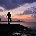 2. Miguel Egido, de Diario de un Mentiroso, frente al Malecón de La Habana