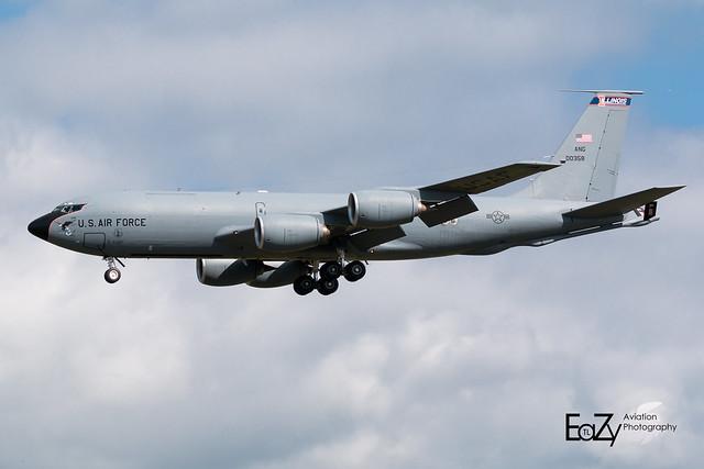 60-0358 United States Air Force Boeing KC-135R Stratotanker