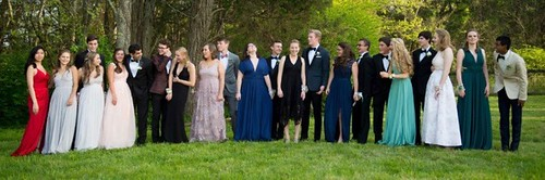 Prom 2018 by AMH