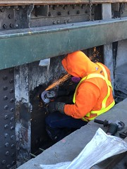 Restoration Work at 30 Av and 36 Av Stations