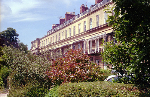 Terraces in Cheltenham