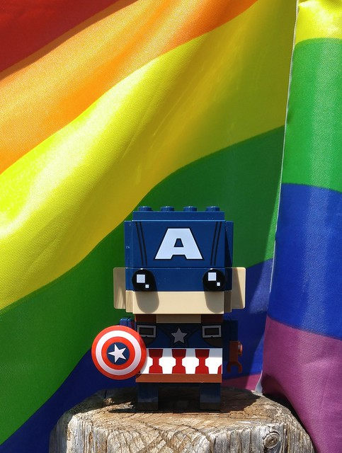 Summer Of LEGO Day 3 - American Pride!