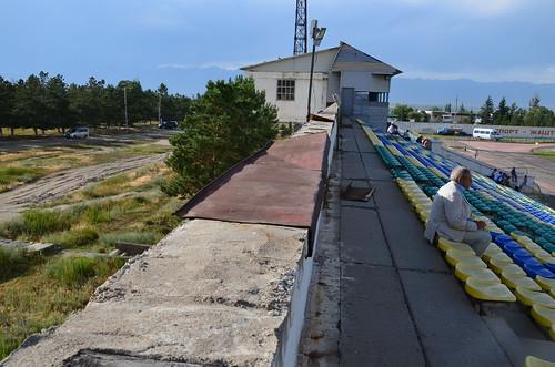 Ysyk-Köl Karakol 1:0 Alga-Chüy Tokmok