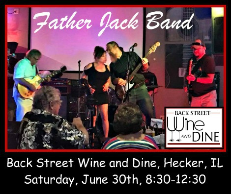 Father Jack Band 6-30-18