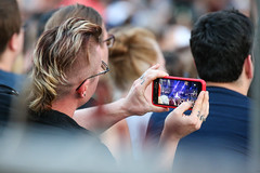 Mobile Devices & Concerts: Evanescence/Lindsey Stirling 2018