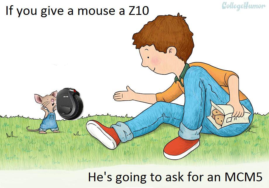 Z10 MCM5 Humor