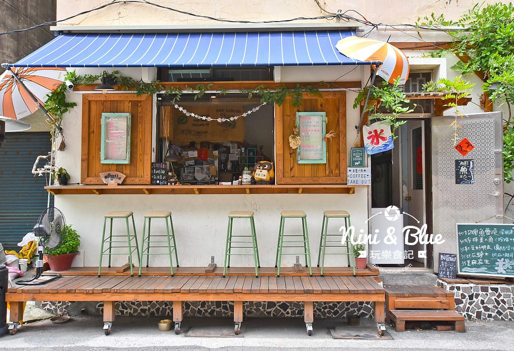 員林 咖啡 魚蕾12號 鯛魚燒04