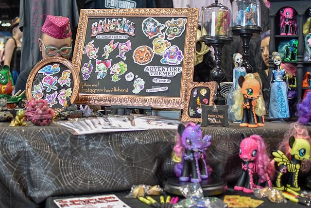 Denver Comic Con 2018 - Merchant Mesa