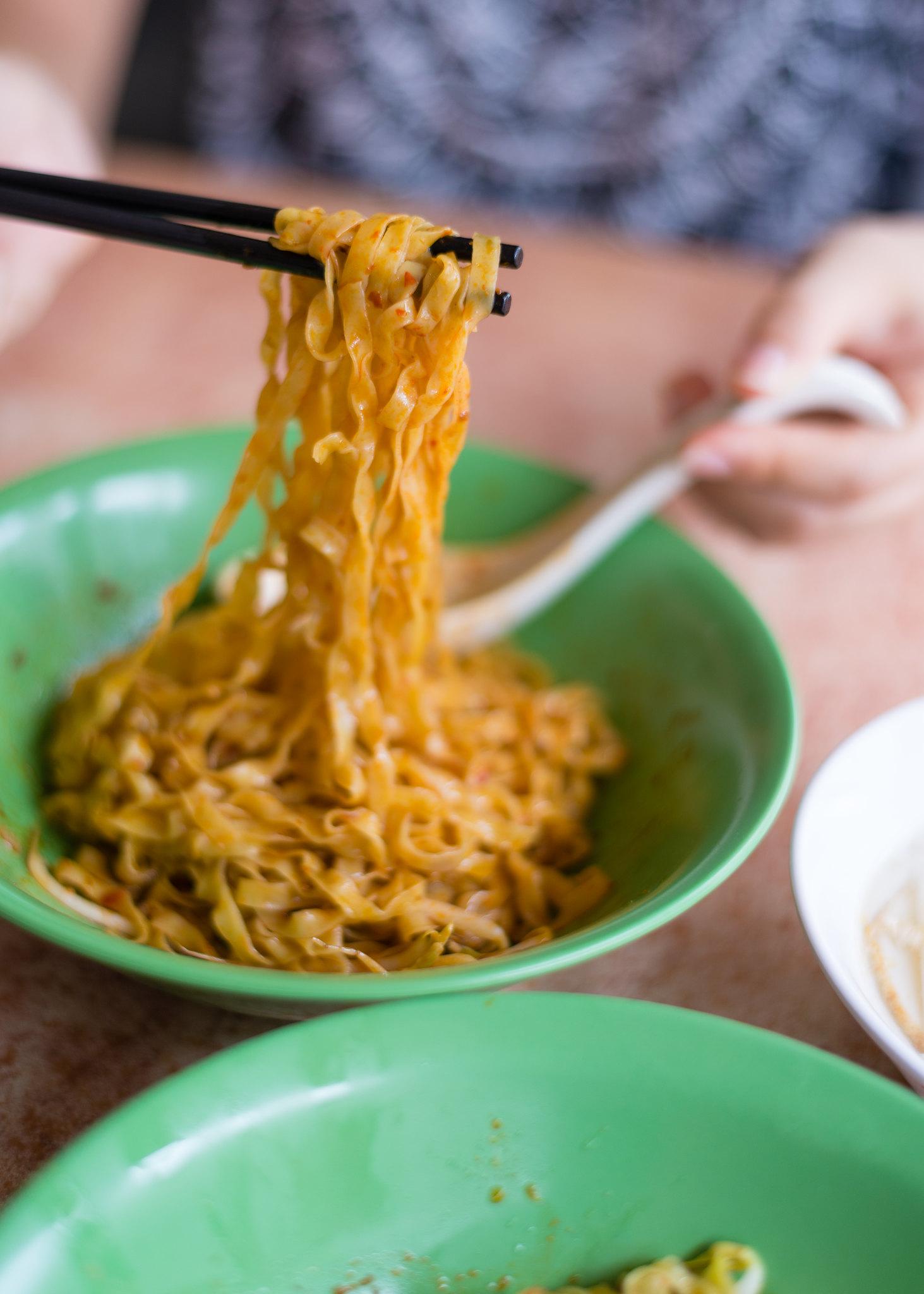 Ah Hua Teochew Fishball Noodles DSC_7852-1