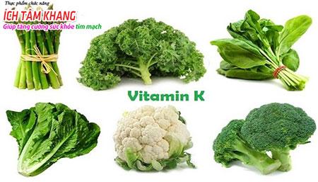 Người bệnh nếu đang sử dụng thuốc chống đông nên tránh ăn thực phẩm giàu vitamin K