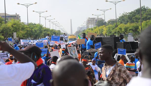 Marche de l'Opposition du 13 juillet 2018 (3)